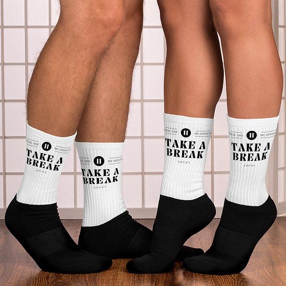 Take a Break Socks