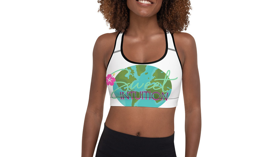 Sweet Intuition World Padded Sports Bra