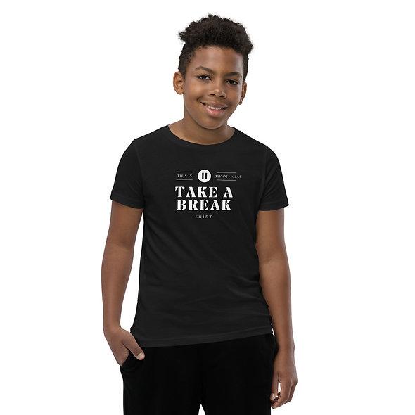 Youth Take a break T-Shirt