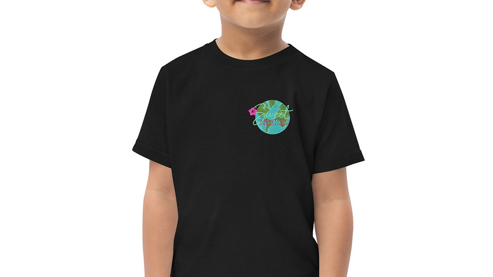 Sweet Intuition Toddler jersey t-shirt