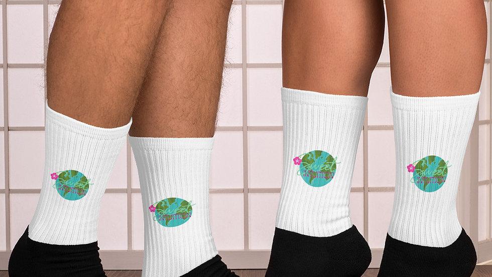 Sweet Intuition World Socks
