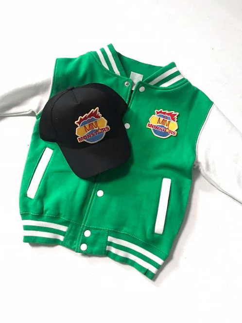 Coach Hooch Jacket/ Hat