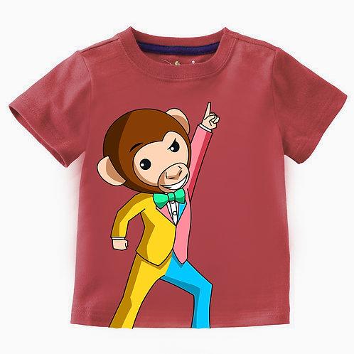 Fun-ky Monkey Kids T-Shirt