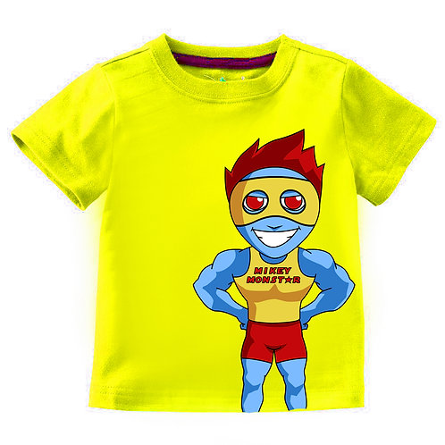 Mikey Monstar Kids T-Shirt