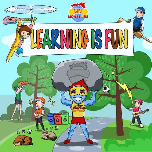 Learning Is Fun Children's Album