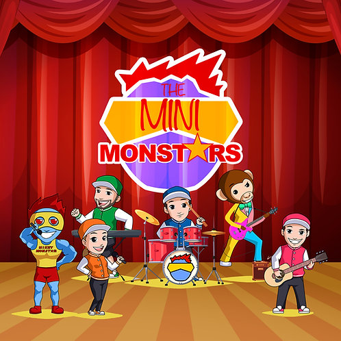 The Mini Monstars Album
