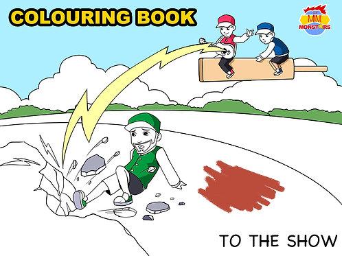 Children's Colouring Book