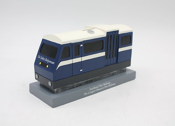Pier Train Money Box
