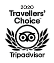 Trip Advisor's Travellers' Choise Award 2020 logo