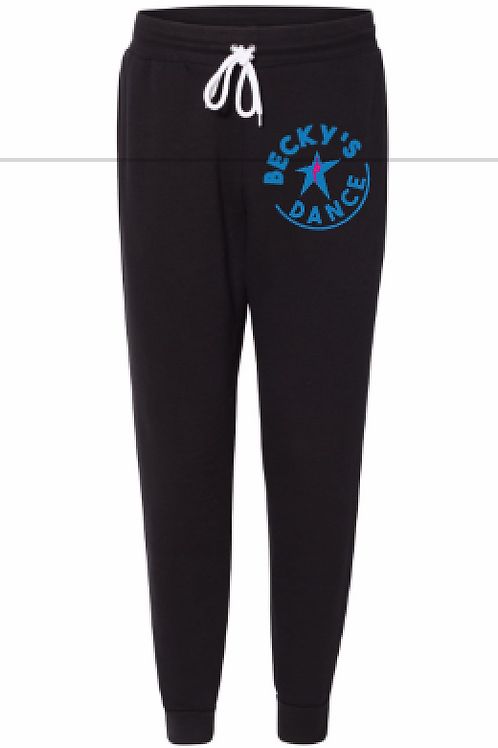 BLACK BECKY JOGGERS