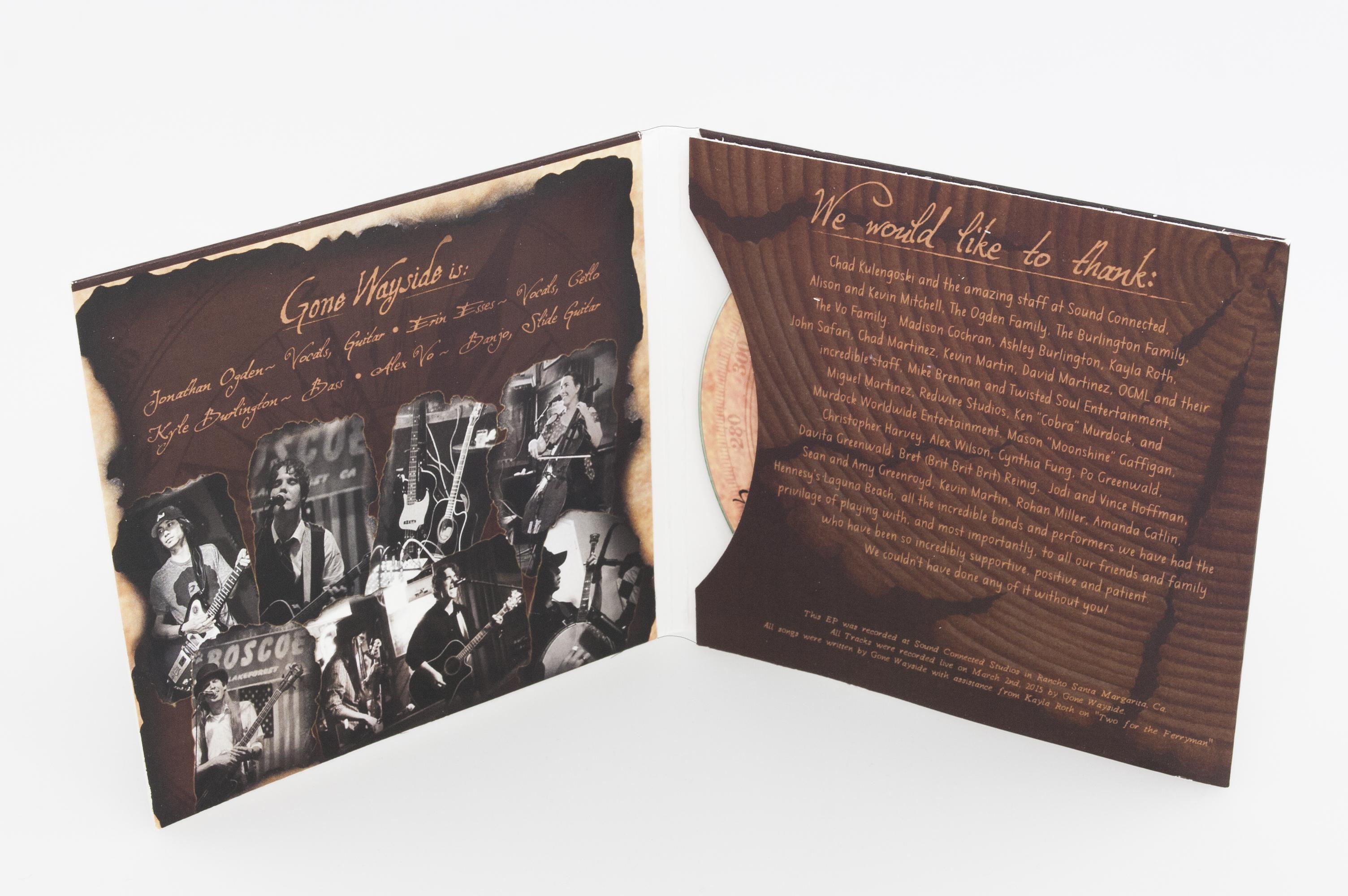 Inside CD Design