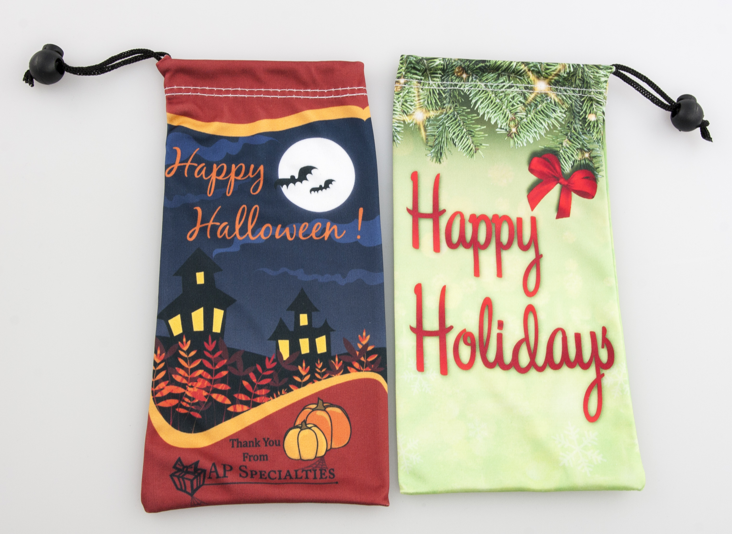 Holiday bag product designs