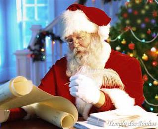 Cartinha a Papai Noel