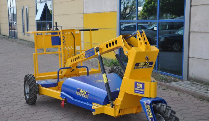 Argünsan Platform P600x