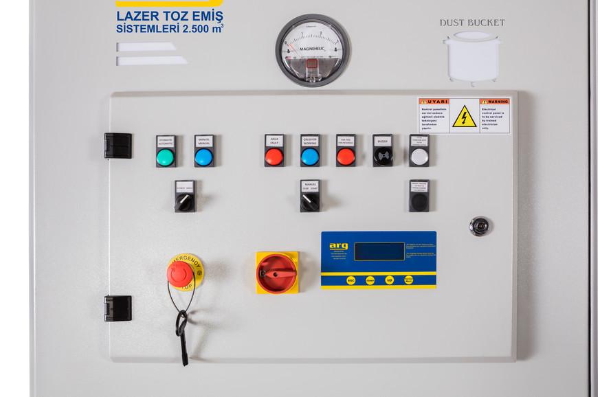 ARG LAZER TOZ EMME2500