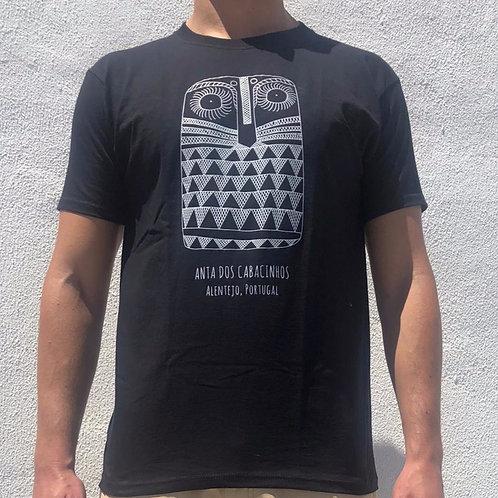 T-shirt Placa de Xisto