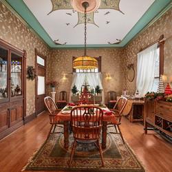 1887 dining room