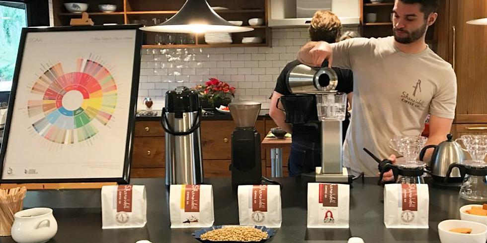 Home Brew Coffee Class