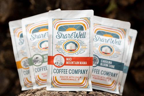 ShareWell Sampler