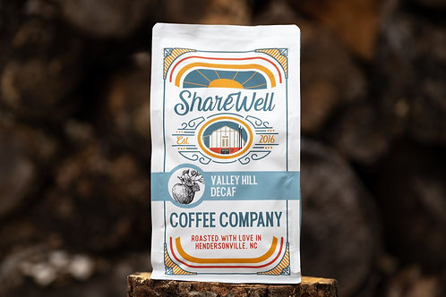 Valley Hill Decaf