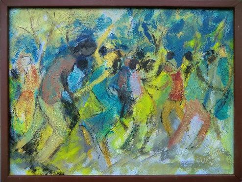 Dancing in the Moonlight - $200