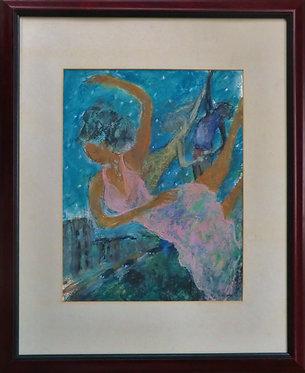 When Ballerinas Dream - $150
