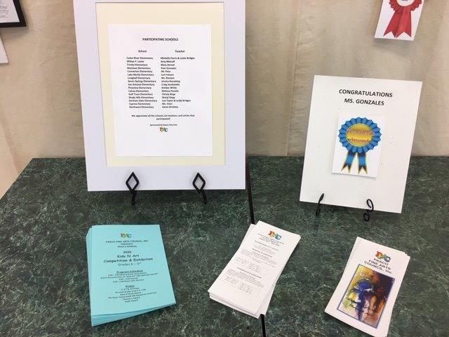 Art Teachers Award