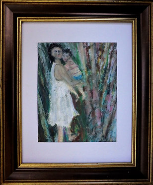 Mother and Child - $100