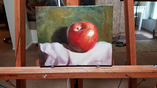 Tuesday Morning Oil and Acrylic Painting with Lisa Phillips Owens