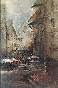 Watercolor with Lionel Sanchez