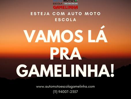 Gamelinha Auto Moto Escola! Vem para Gamelinha!