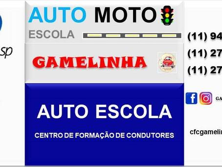 Auto Moto Escola Gamelinha!