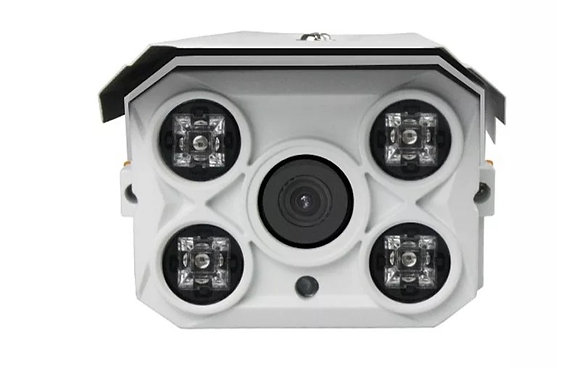 RD MET 2.4MP AHD Night vision 4Array Big Housing Metal Camera /2 Year Warranty
