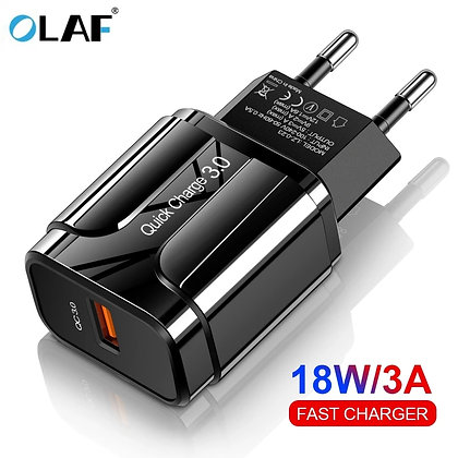 OLAF 18W Quick Charge 3.0 USB Charger