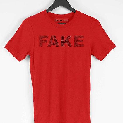 Fake Red tees