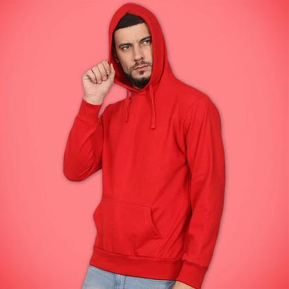 Red Men Hoodie