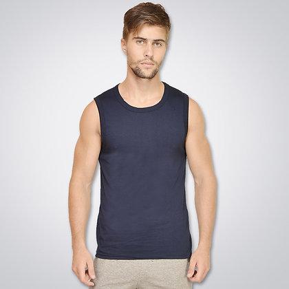 Navy Blue Male Vest