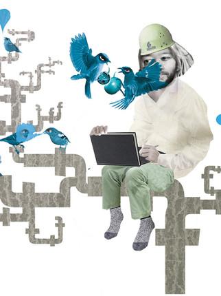 Forskning om sociala medier