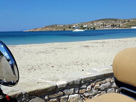 Dammi una Vespa e ti porto in vacanza….