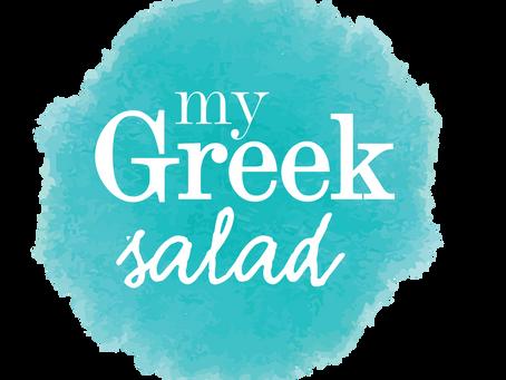 E' proprio come una bella insalata greca....ricco di ingredienti!