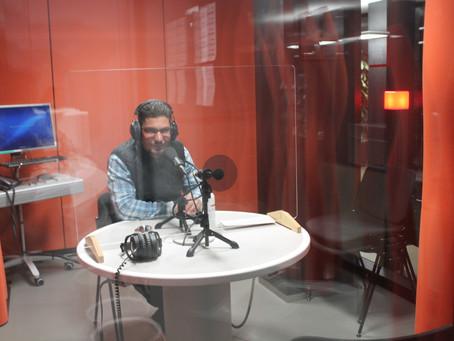Live im Schweizer Radio