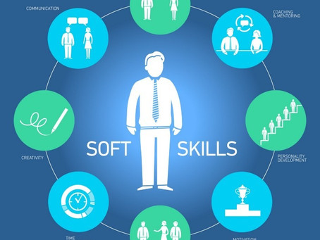 Improve your soft skills by sitting at home