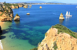 Lagos, Algarve coast-Portugal.jpg