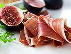 Prosciutto with fresh figs -dreamstimela