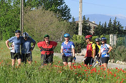 vaucluse group & poppies.jpg
