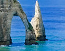 Etretat Aval cliff and rocks-dreamstimel