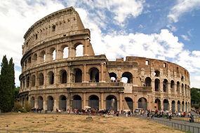 Rome Colosseum - food tour