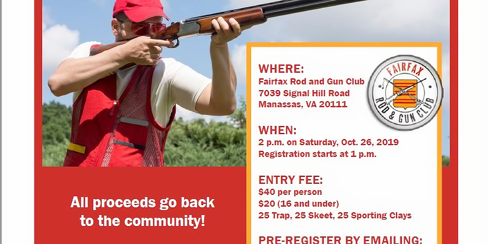 Sporting Clay Shoot Fundraiser