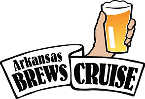 arkansas brews cruise logo