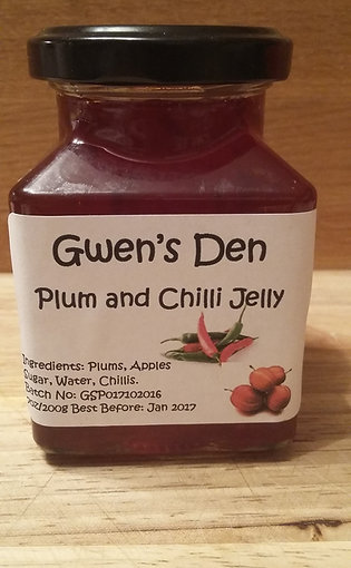 Plum & Chilli Jelly